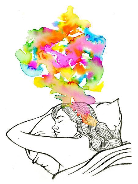 Иллюстрация сна