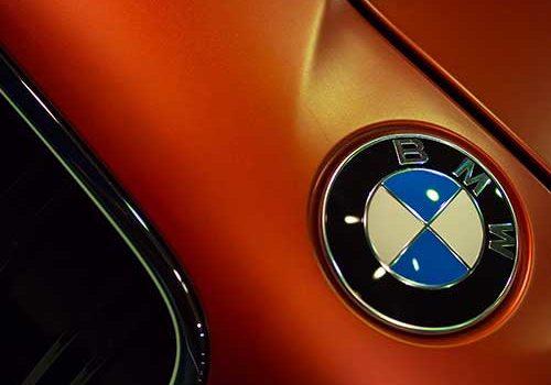 BMW — это марка, производится в Германии