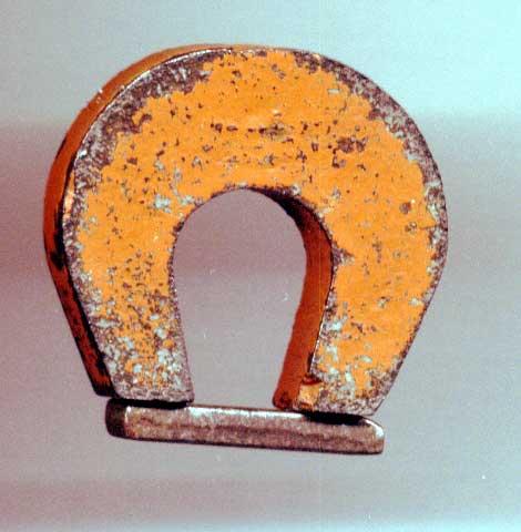 Стержневой магнит