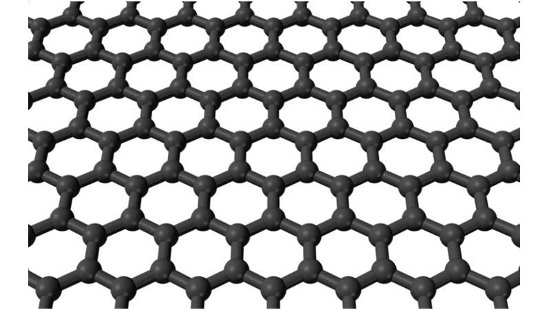 Разница между графеном и углеродным волокном
