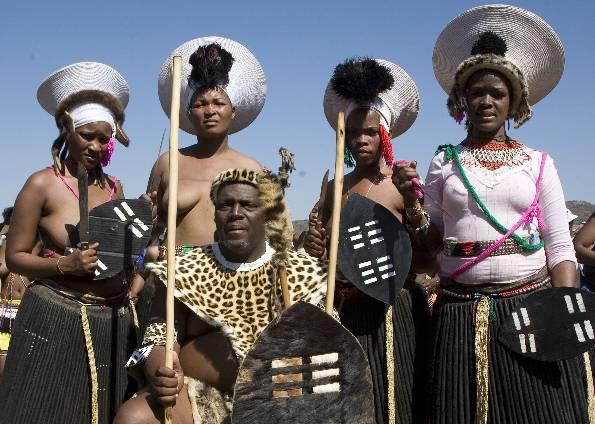 Полигамия наиболее распространена в Африке