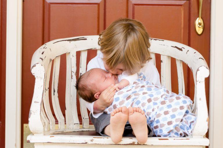 Любовь к ребенку