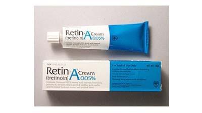 Разница между Ретинолом и Ретином-А