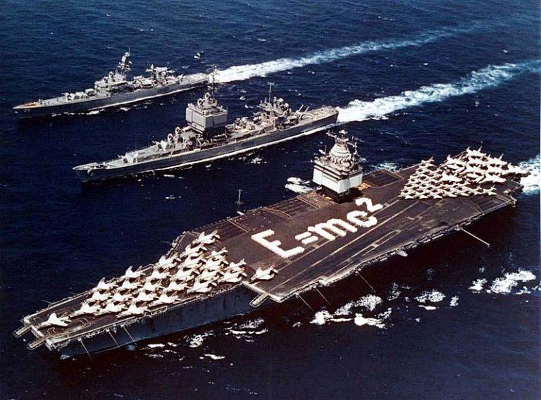 Ядерные корабли