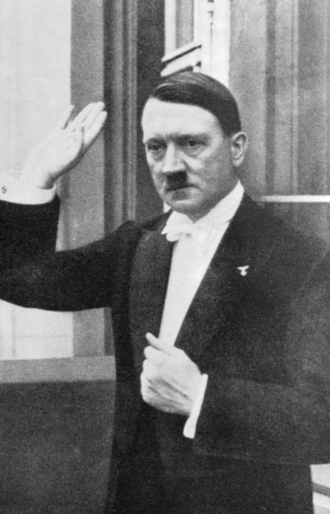 Адольф Гитлер, 1930-е годы