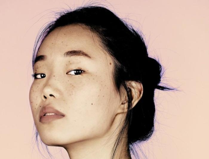 Азиатская кожа