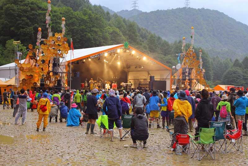Фестиваль Фудзи Рок