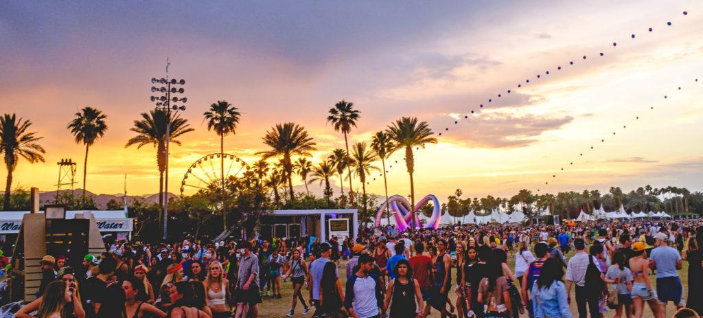 Фестиваль музыки и искусств Coachella Valley