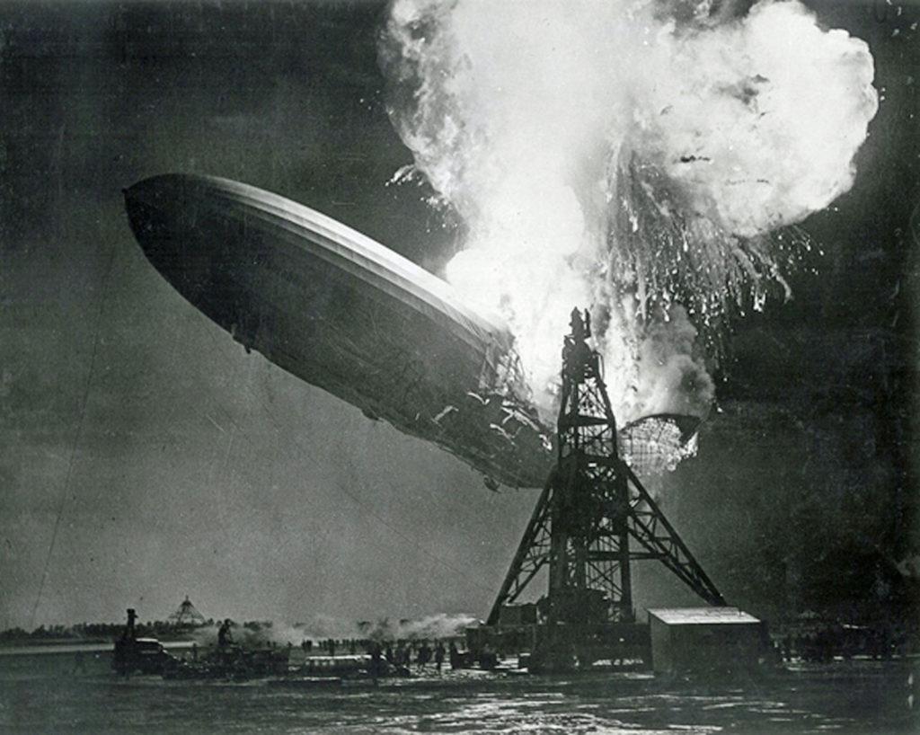 Гинденбургская катастрофа