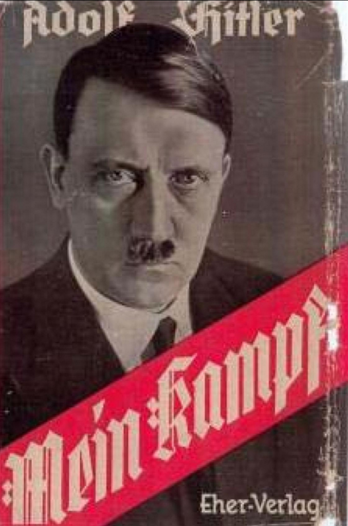 Гитлер, Адольф - Майн Кампф