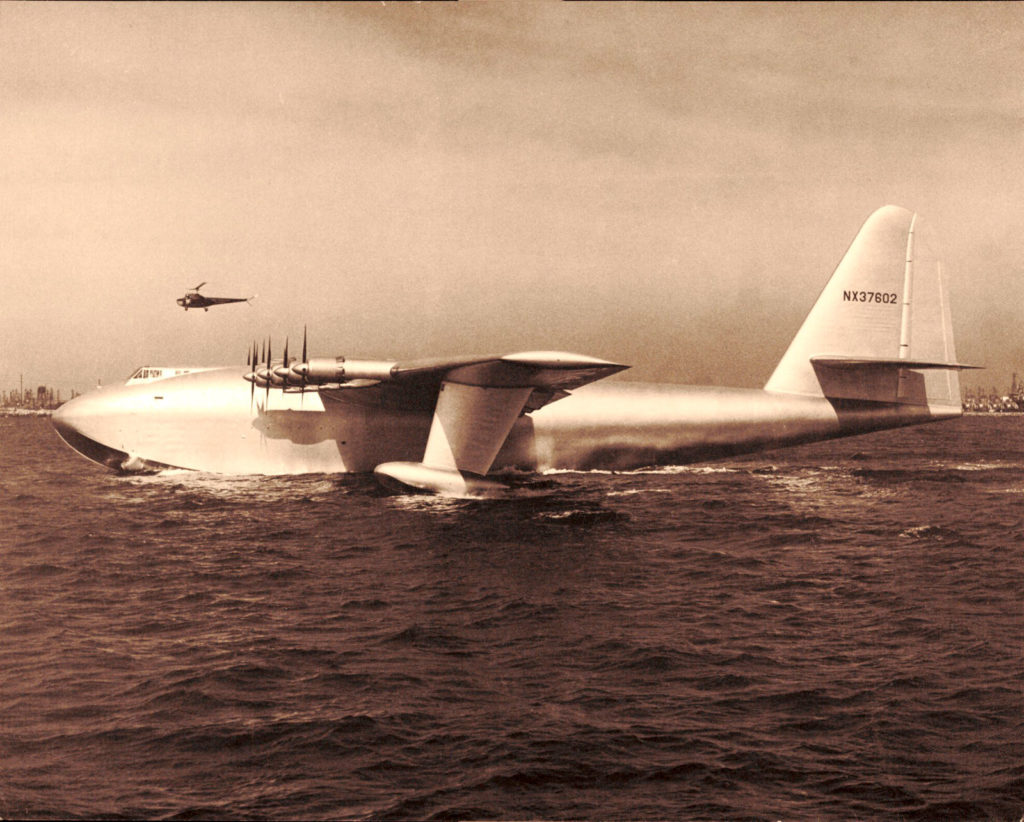 H-4 Hercules (Еловый гусь)