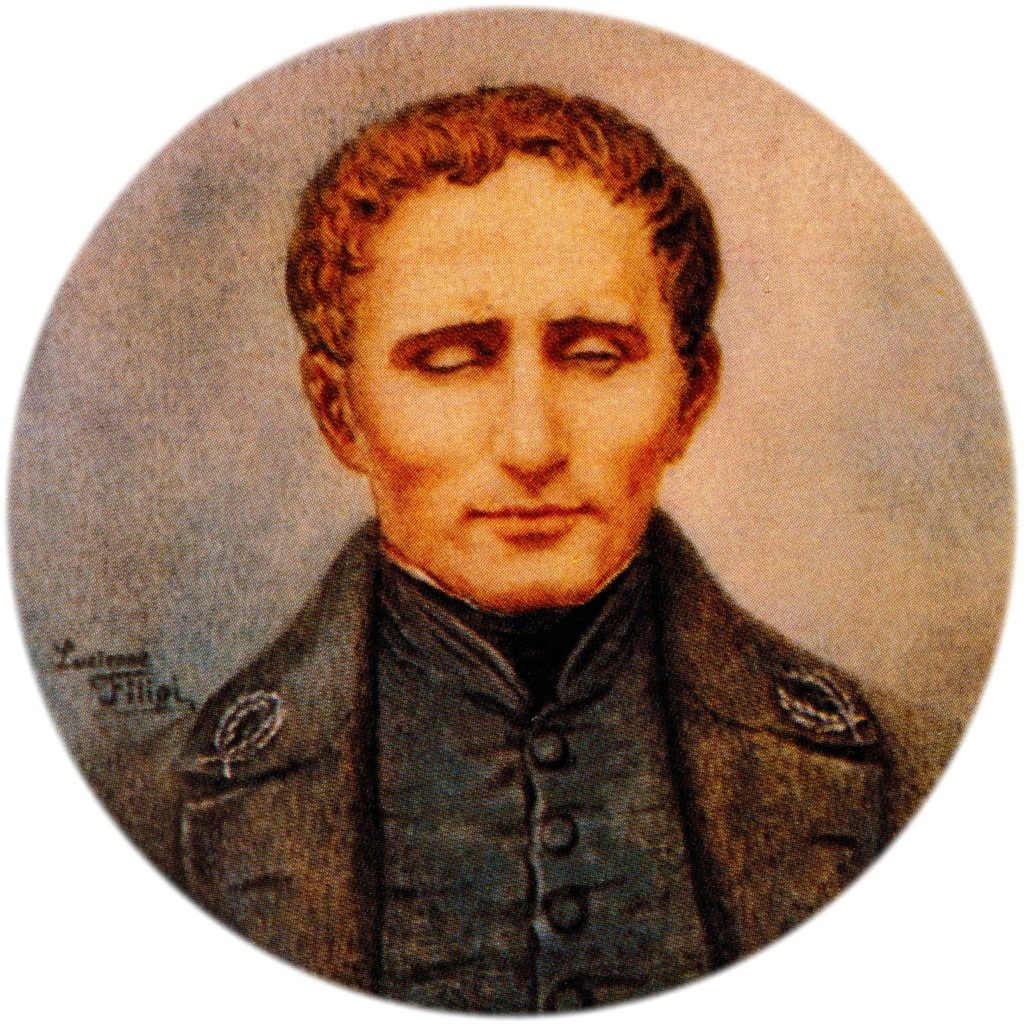 Луи Брайль
