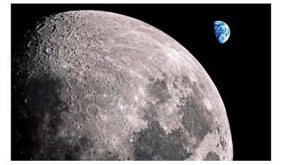 Луна - спутник Земли