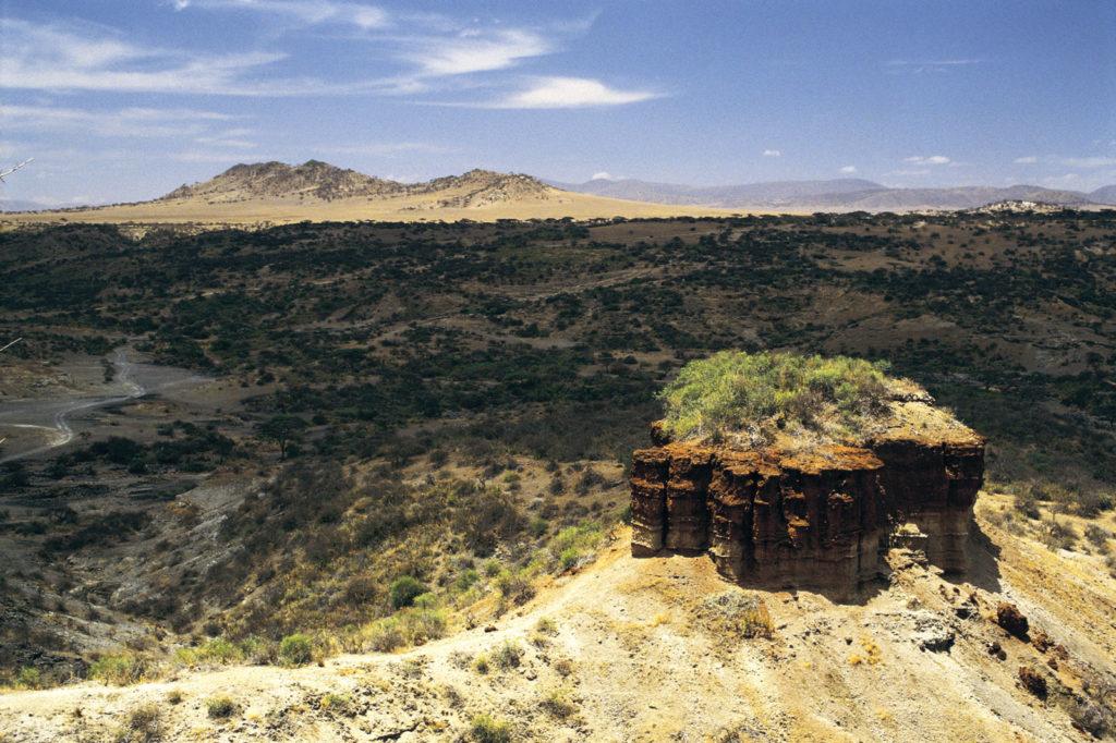 Олдувайское ущелье, Танзания