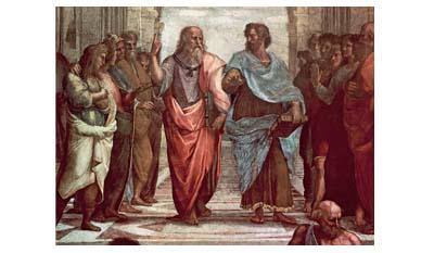 Платон и Аристотель чем они отличаются