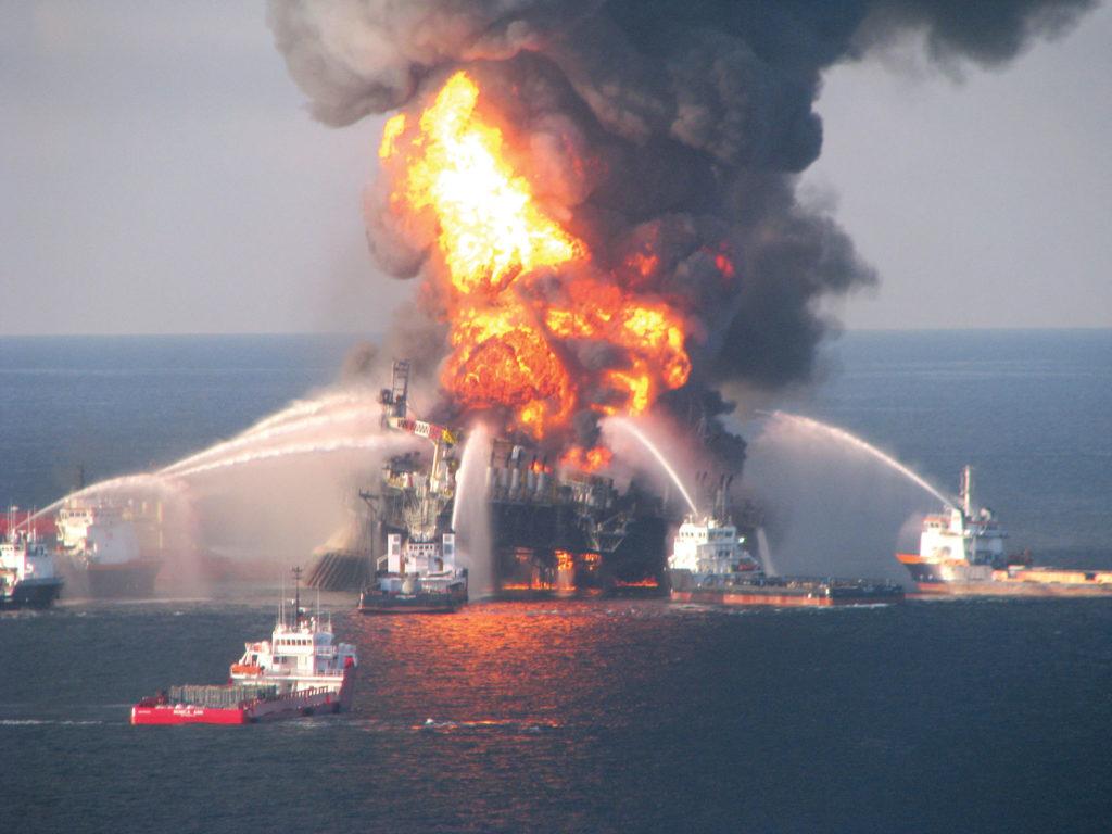 Разлив нефти Deepwater Horizon