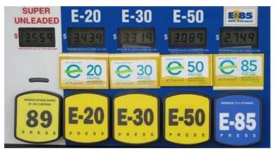 Разница между этанолом и биоэтанолом