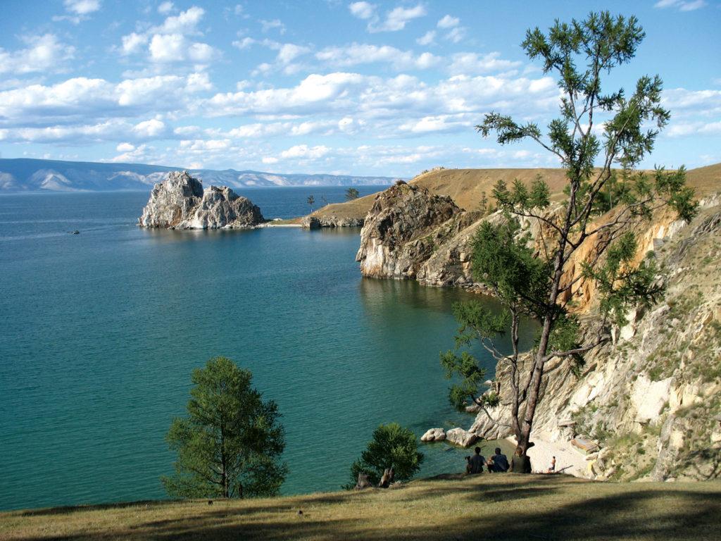 Россия Байкал, Озеро