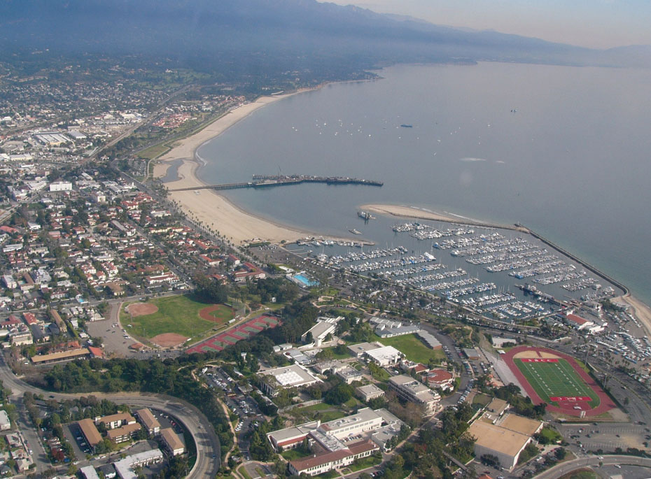 Санта-Барбара, Калифорния