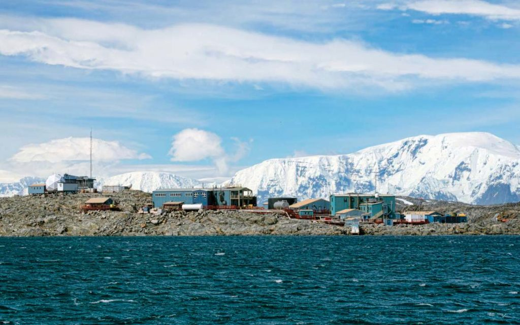 Станция Палмер, Антарктида