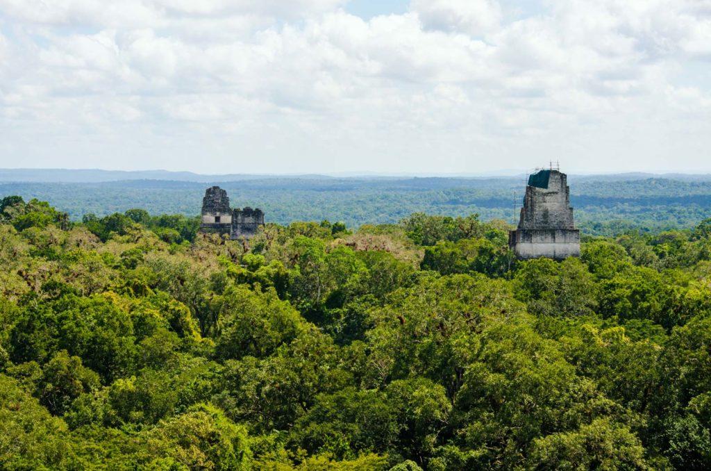 Тикальский национальный парк