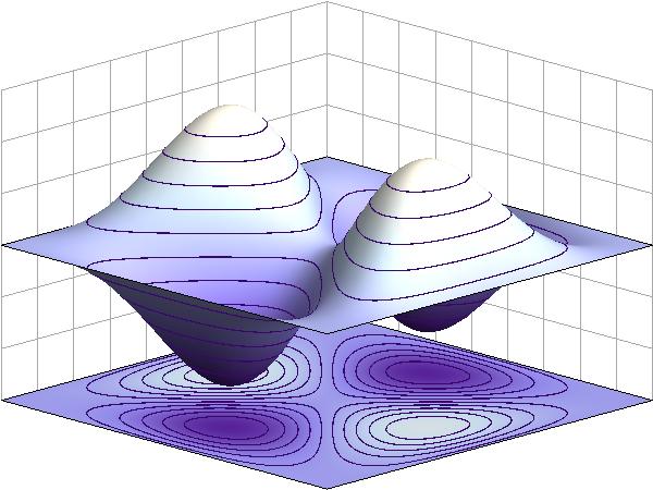 Асимметричное волновое состояние фермионов