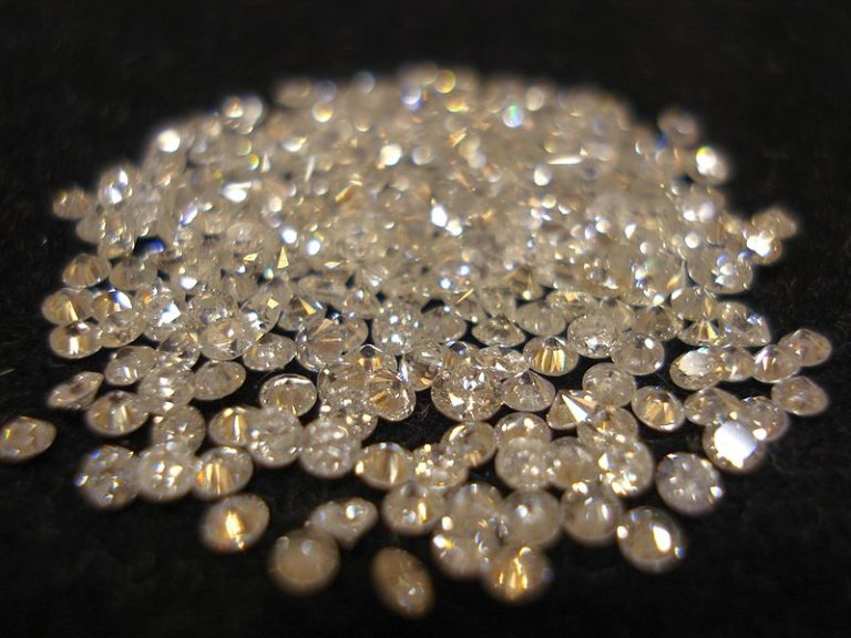 Бриллианты - это огранённые алмазы
