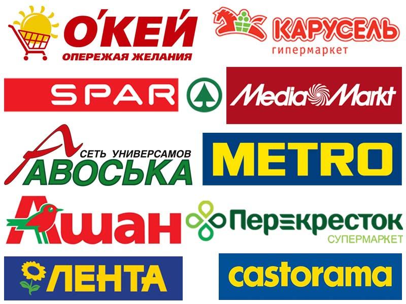 Примеры сетевых магазинов