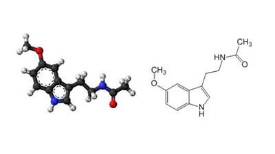Разница между мелатонином и серотонином