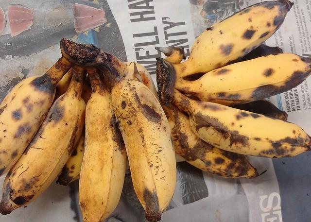 Антракноз банана
