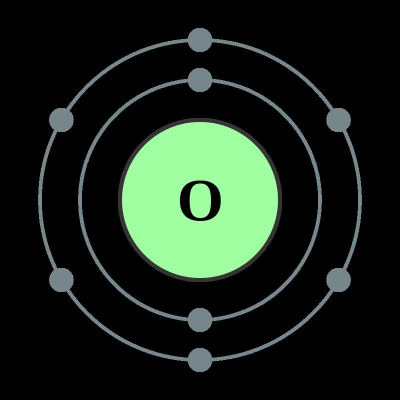 Атом Кислорода (O)