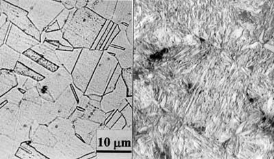 Разница между аустенитной и мартенситной нержавеющей сталью