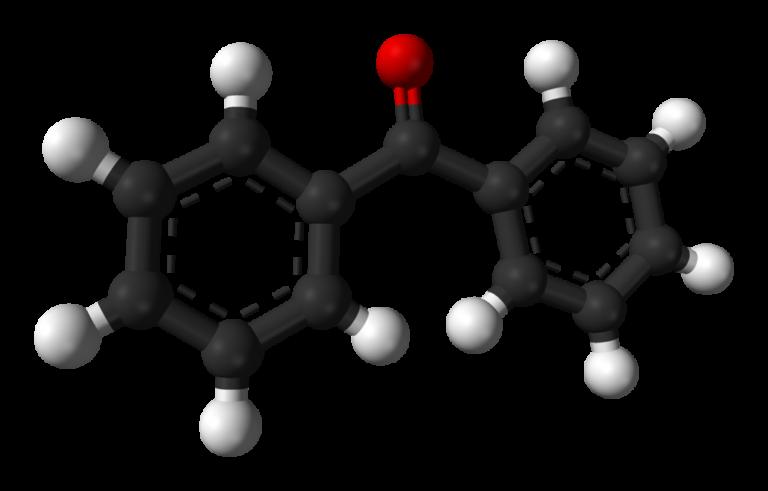 Структура Бензофенона