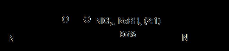 Гидрогенолиз бензилового эфира