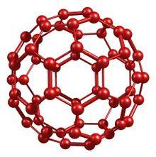 Молекулярная структура Фуллерена