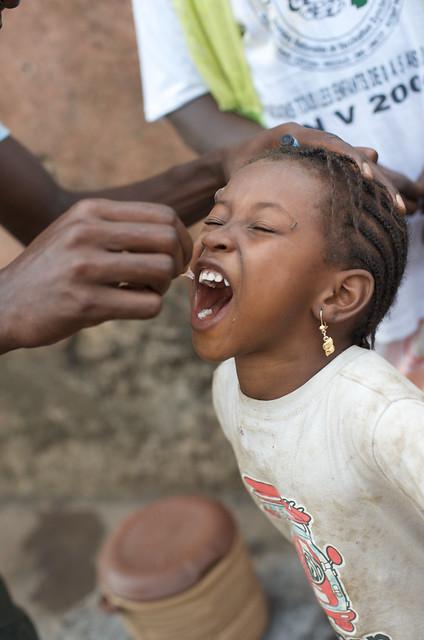 Оральная вакцина против Полиомиелита