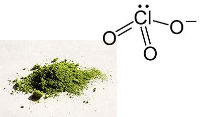 Разница между Хлоридом и Хлоратом