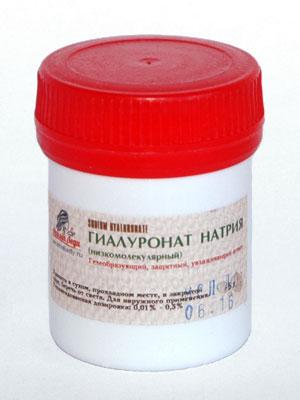 Гиалуронат натрия