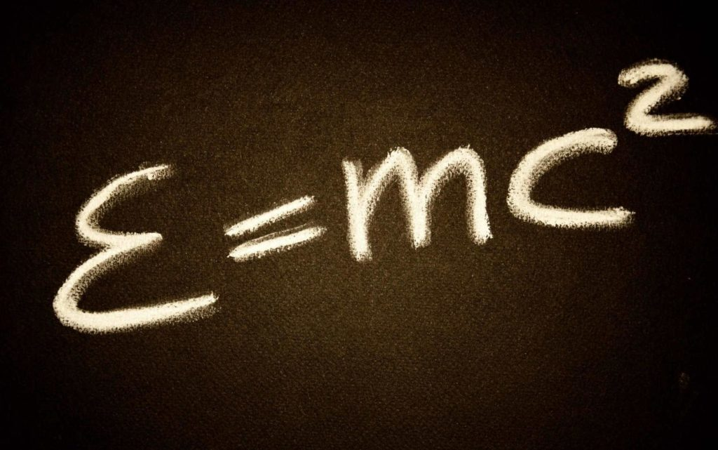 Главный принцип теории относительности