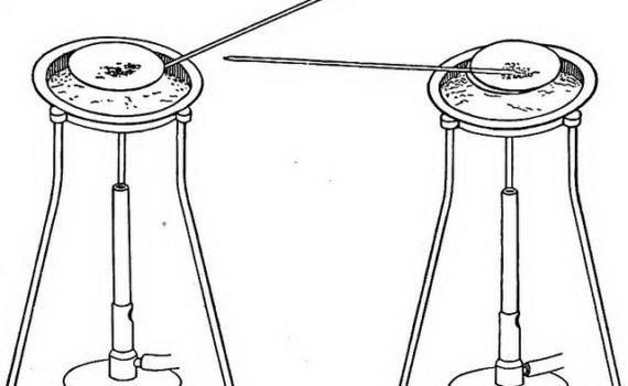 Разница между Объемным и Гравиметрическим анализом