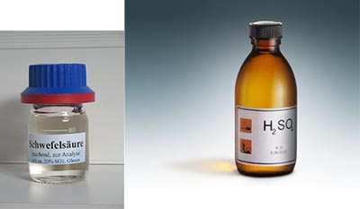 Разница между Олеумом и Серной кислотой