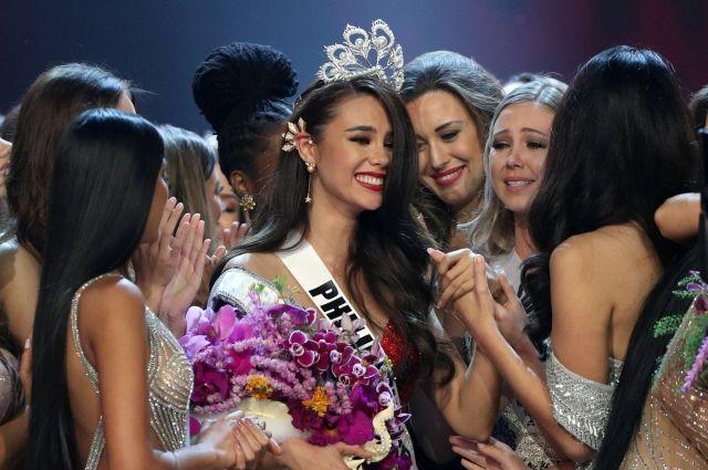 Мисс Вселенная 2018 - Катриона Грэй (Филиппины)