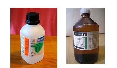Разница между Плавиковой кислотой и Соляной кислотой