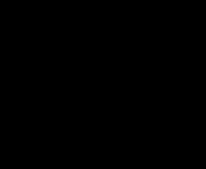 Химическая структура цАМФ (циклический аденозинмонофосфат)