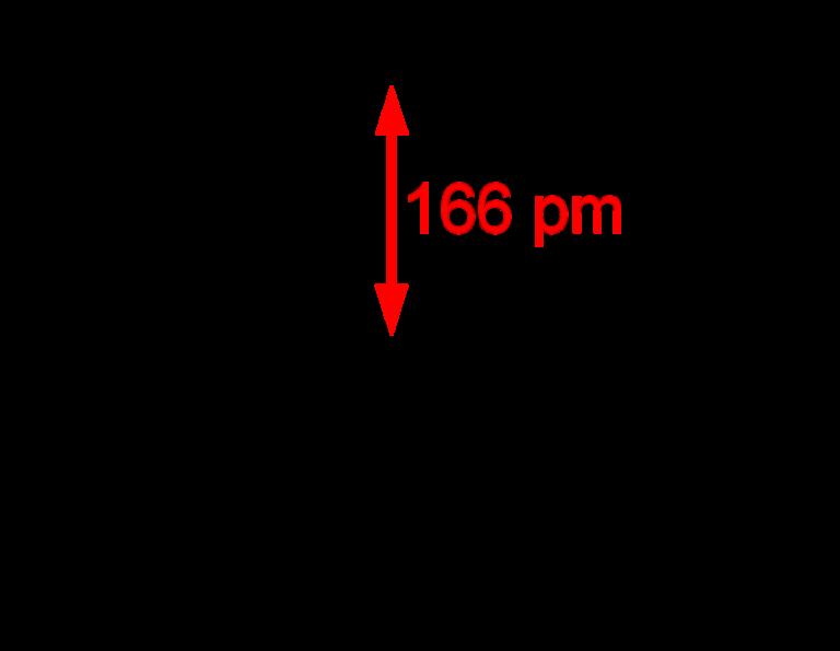 Химическая структура хромат-иона