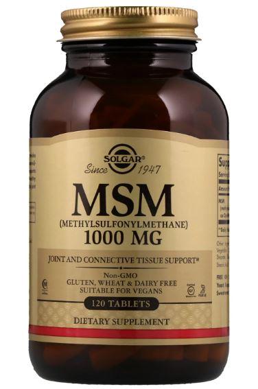 Пищевая добавка Метилсульфонилметан (MSM)