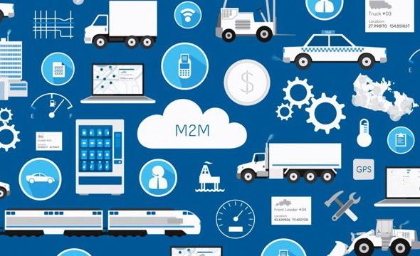 Межмашинное взаимодействие (M2M)