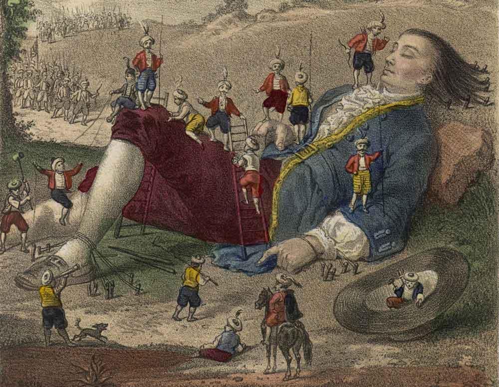 Путешествия Гулливера – Джонатан Свифт