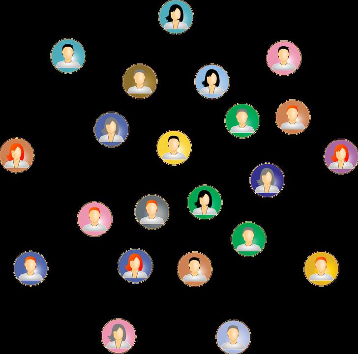 В Виртуальной команде люди работают над общуей целью, но находятся в разных местах