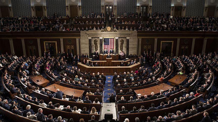Палата представителей конгресса США - пример представительной демократии